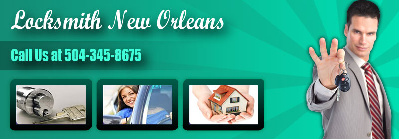Locksmith New Orleans Banner